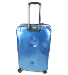 crash bag dietro blu